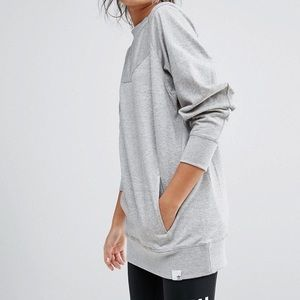 Adidas Originals XBYO Gray Crew Neck Sweatshirt